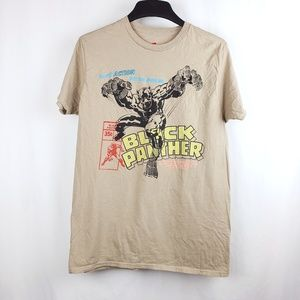 Black Panther Marvel Comic Book Shirt